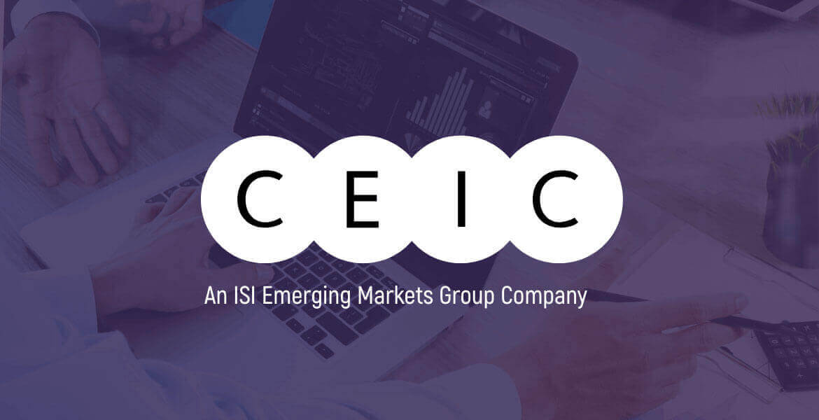 CEIC Data - Macroeconomic data